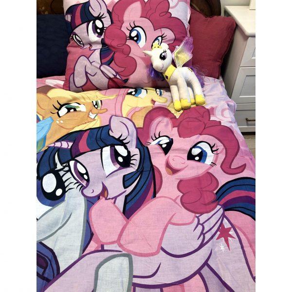 My Little Pony, 2 dalių patalynės komplektas