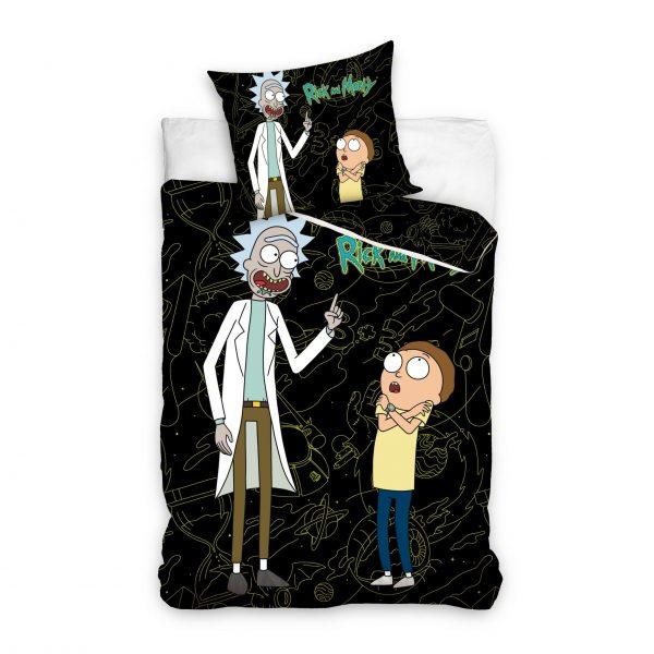 Rick And Morty, 2 dalių patalynės komplektas