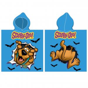 Scooby Doo poncho rankšluostis
