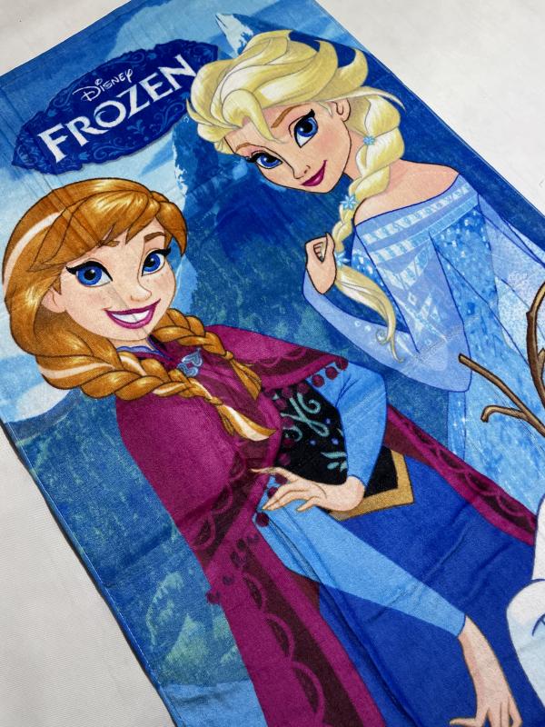 Frozen rankšluostis