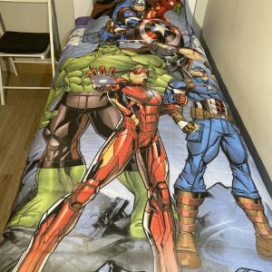 Avengers patalynes kompletas
