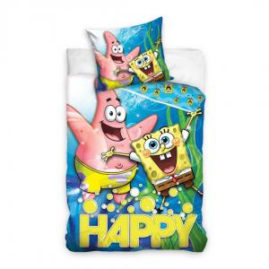 SpongeBob, 2 dalių patalynės komplektas