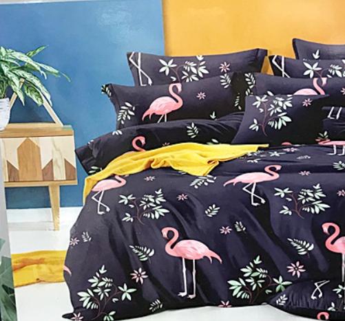 Patalynė (Flamingo), 3 dalių patalynės komplektas