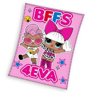 L.O.L BFFS 4EVA pledas