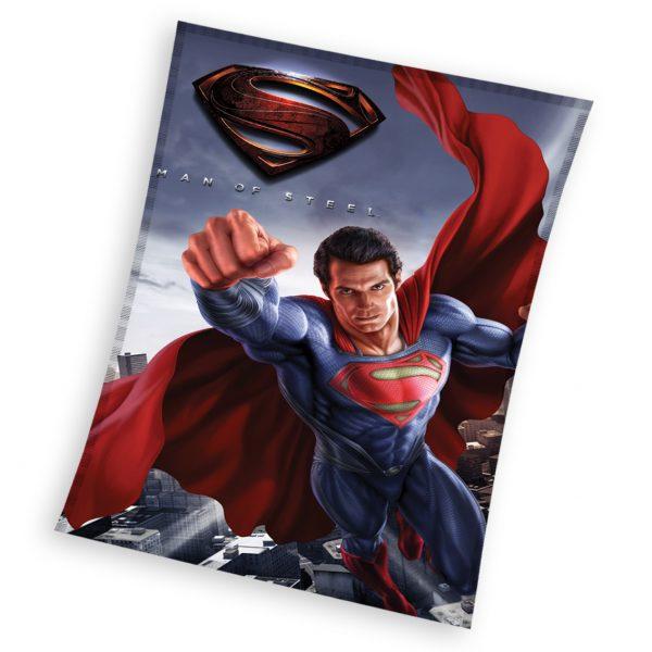 Superman pledas