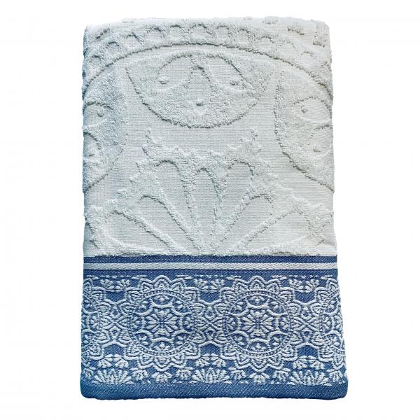 Vonios rankšluostis Premium White