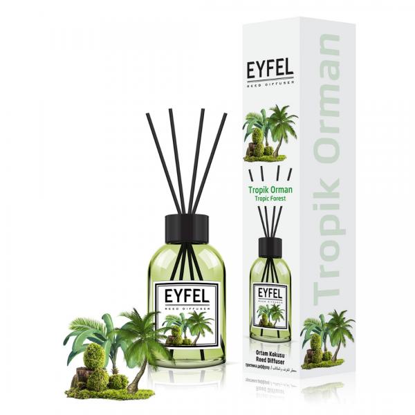 EYFEL Namų kvapas su lazdelėmis Tropical