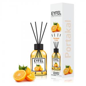 EYFEL Namų kvapas su lazdelėmis Orange