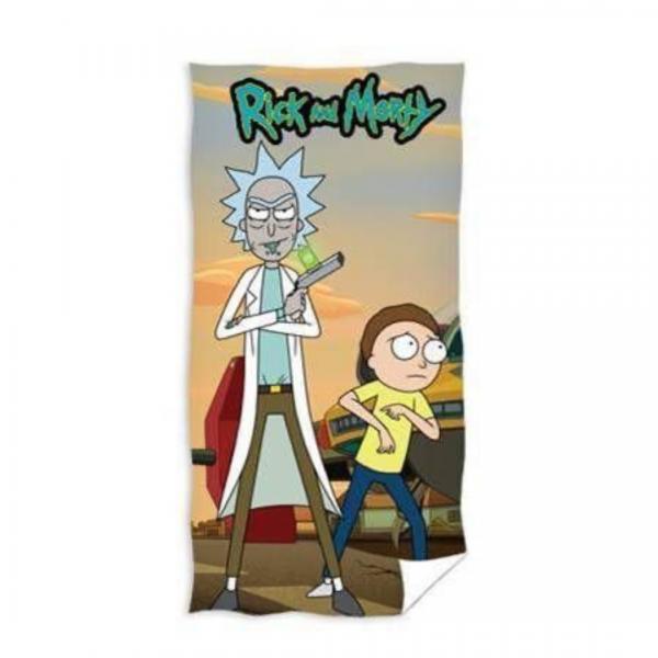 Rick and Morty rankšluostis