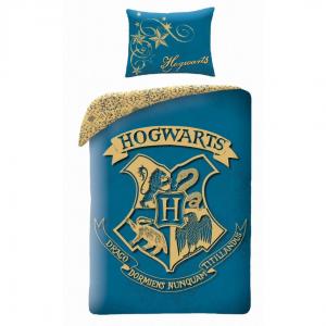 Harry Potter(Golden), 2 dalių patalynės komplektas