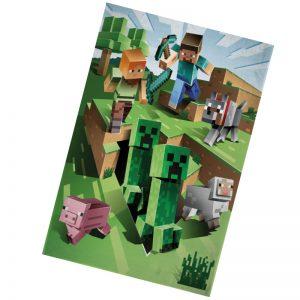 Minecraft pledas